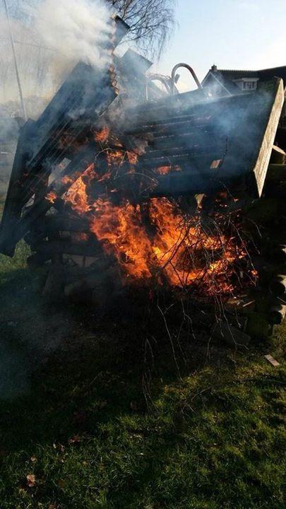 En Arjen Duim steekt alles weer in de brand, g'dumme Arjen!
