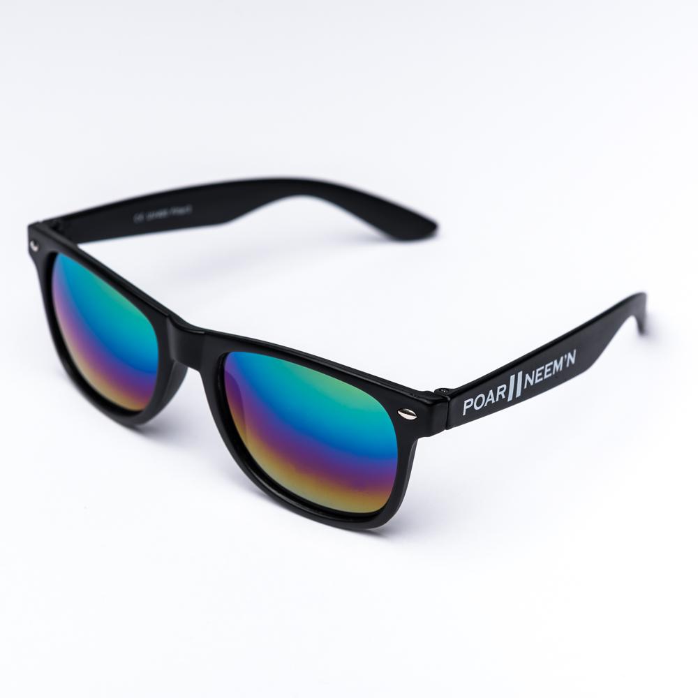 3 x ~ De Poartybril ~ (zwart)