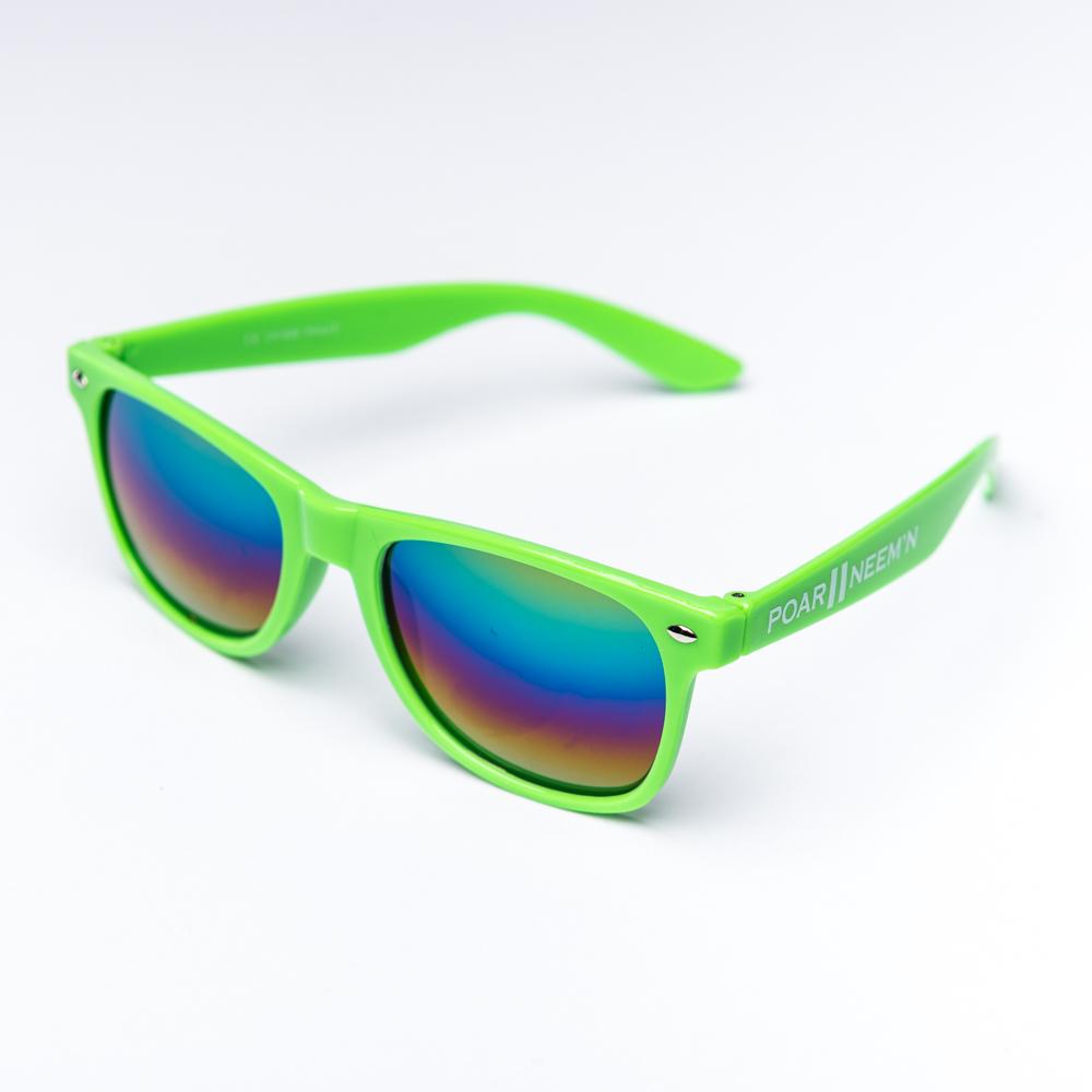 3 x ~ De Poartybril ~ (groen)