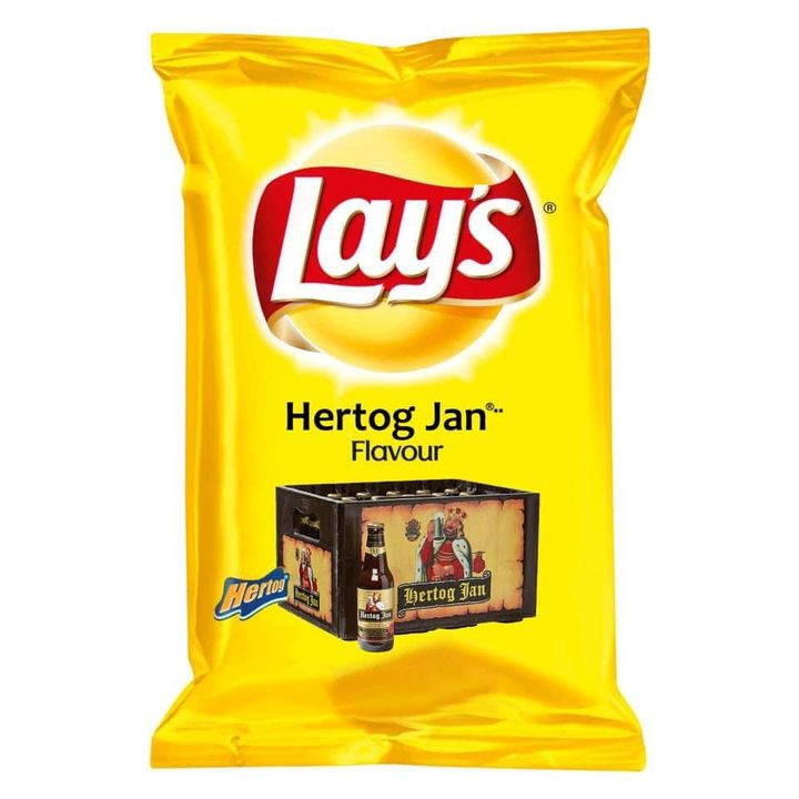 Well played Lay's & Hertog Jan